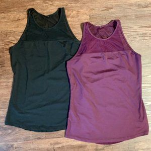 2for1 Old Navy:  Active Tank Tops